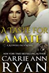 A Taste for a Mate (Redwood Pack, #1)
