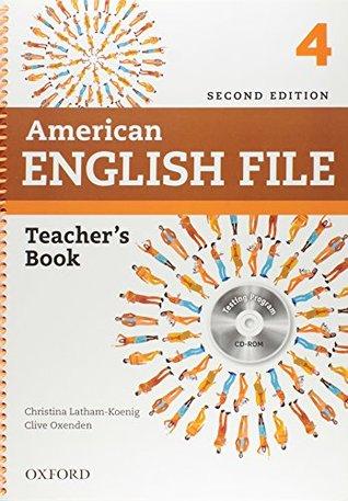 American English File 4 Teacher's Book