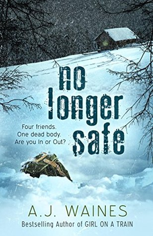 No Longer Safe by A.J. Waines