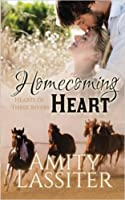 Homecoming Heart (Hearts of Three Rivers, #2)