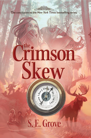The Crimson Skew (The Mapmakers Trilogy, #3)