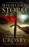 Highland Storm (Guardians of the Stone, #3)