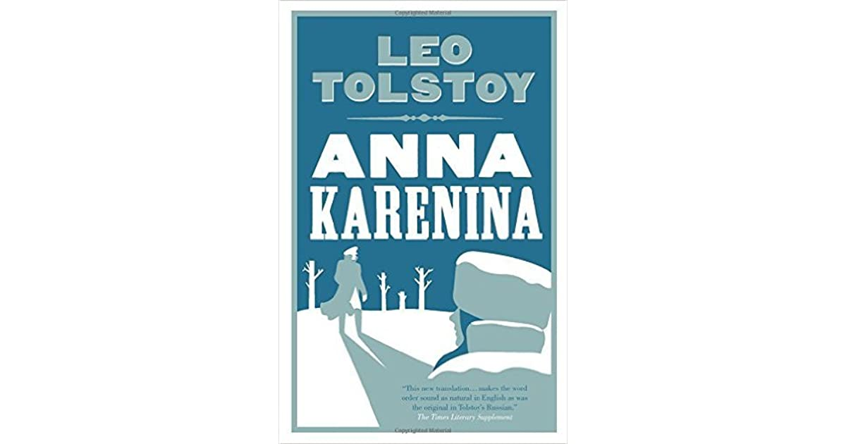 Anna karenina by leo tolstoy 4 star ratings fandeluxe Image collections