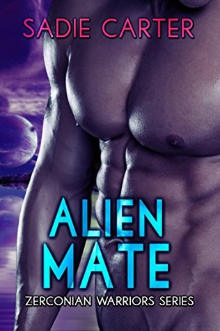 Alien Mate (Zerconian Warriors, #3)