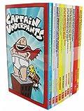 Captain Underpants Children Collection 10 Books Set