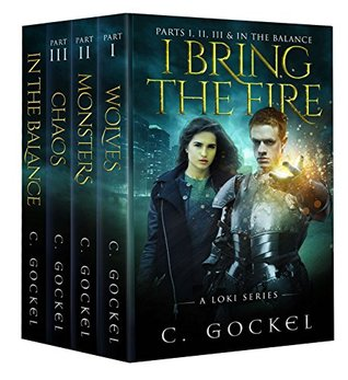 Free Book of the Day: I Bring the Fire series.