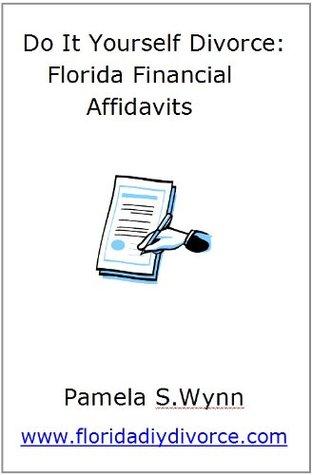 Do It Yourself Divorce: Florida Financial Affidavits