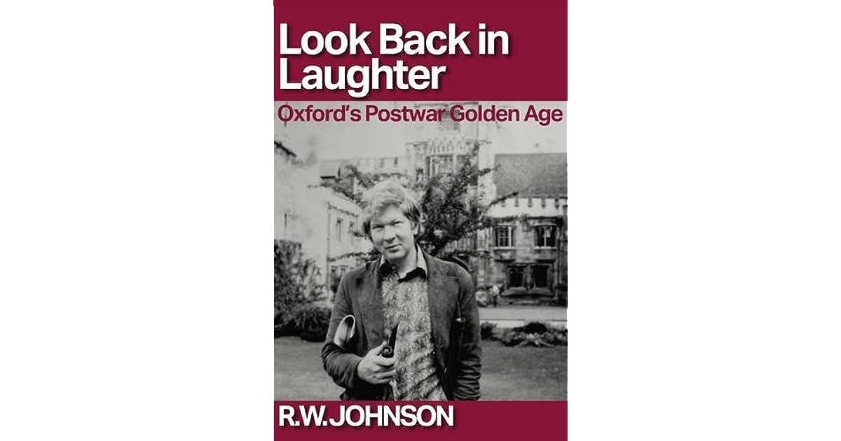 look back in laughter oxfords postwar golden age