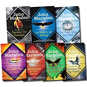 The Tomorrow Series Collection John Marsden 7 Books Set