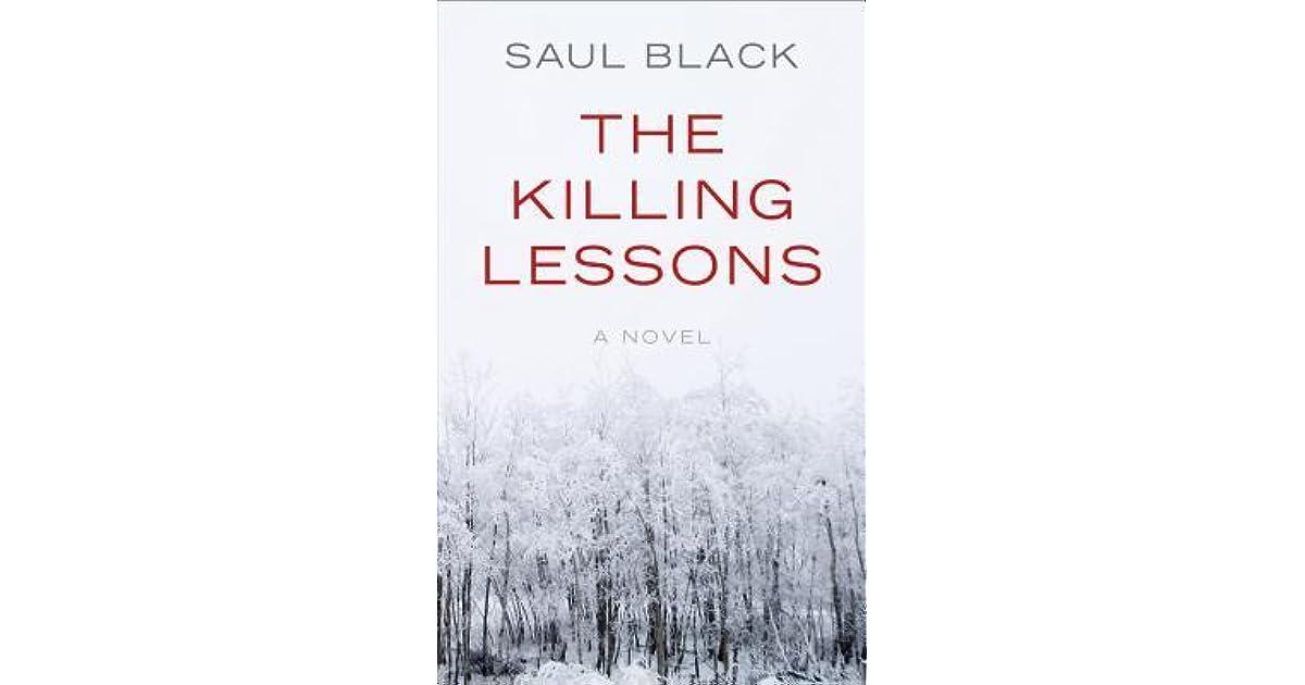 the killing lessons saul black pdf