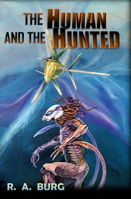 book cover for The Human and the Hunted