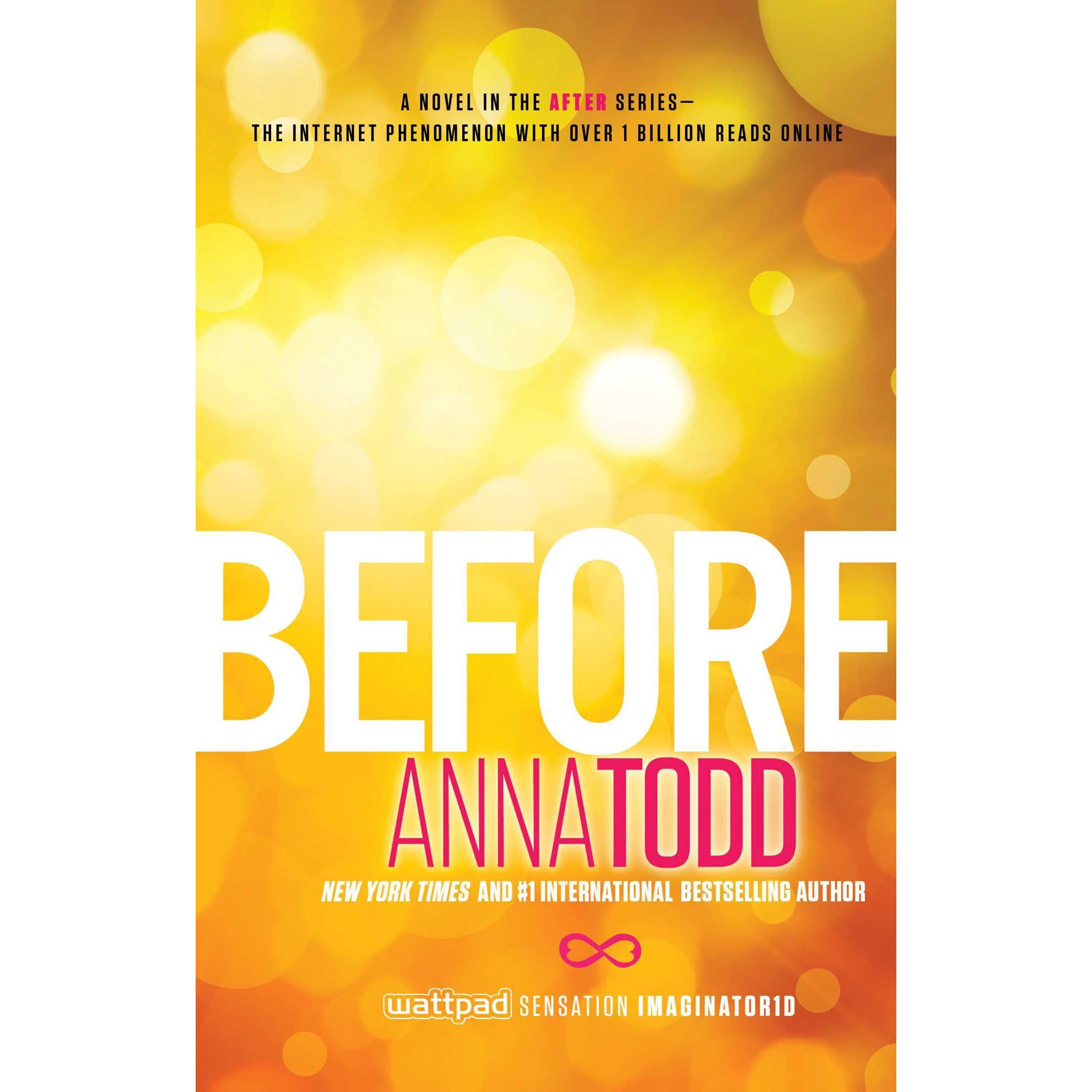 Before (After, #5) by Anna Todd