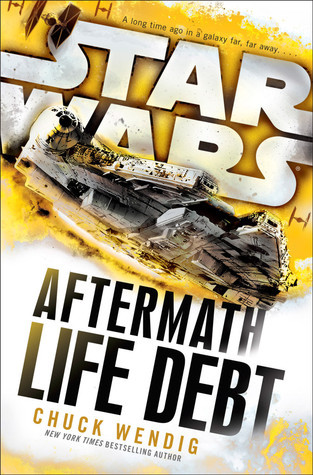 Life Debt by Chuck Wendig