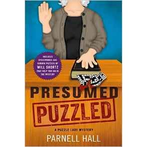 Puzzle Lady, #17) by Parnell Hall