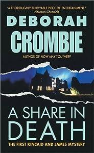 A Share in Death (Duncan Kincaid & Gemma James, #1)