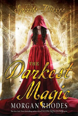 The Darkest Magic by Morgan Rhodes
