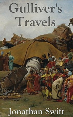 Gulliver's Travels: Titan Classics (Illustrated)