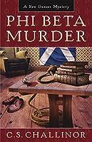 Phi Beta Murder (Rex Graves Mystery)