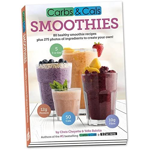 carbs cals smoothies 80 healthy smoothie recipes 275 photos of ingredients to create your own