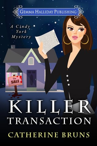Killer Transaction by Catherine Bruns