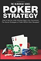 poker tourney strategy