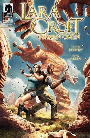 Lara Croft And The Frozen Omen 3 By Corinna Sara Bechko