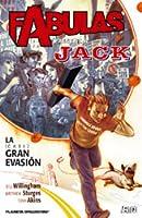 Fábulas presenta Jack vol.1: La (casi) gran evasión (Jack of Fables #1)