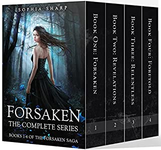 The Forsaken Saga Complete Box Set (Books 1-4)