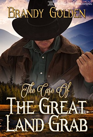 The Case of the Great Land Grab (Agent Thorn Book 1)