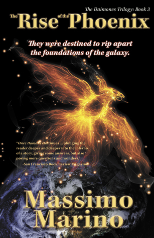 The Rise of the Phoenix (Daimones Trilogy, #3)