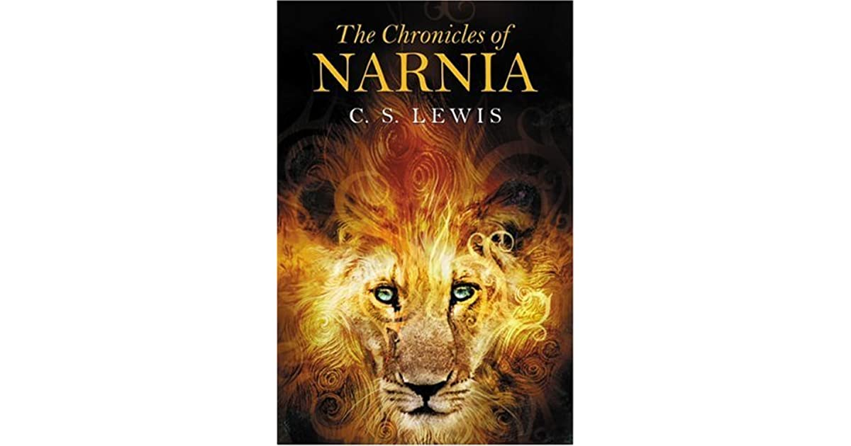Narnia Book Cover Art : The chronicles of narnia by c s lewis