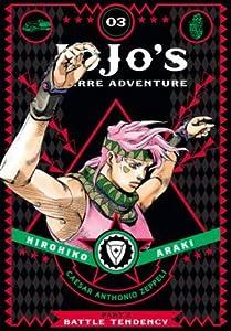 JoJo's Bizarre Adventure: Part 2—Battle Tendency, Vol. 3