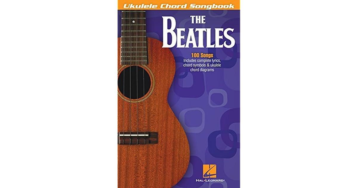 The Beatles - Ukulele Chord Songbook by The Beatles