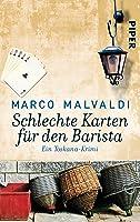 Schlechte Karten für den Barista: Ein Toskana-Krimi (Barbesitzer-Massimo-Reihe, #4)