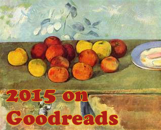 2015 on Goodreads