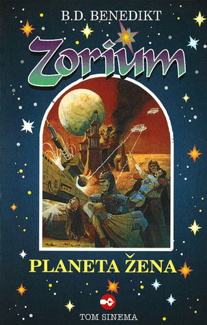 Zorium planeta žena