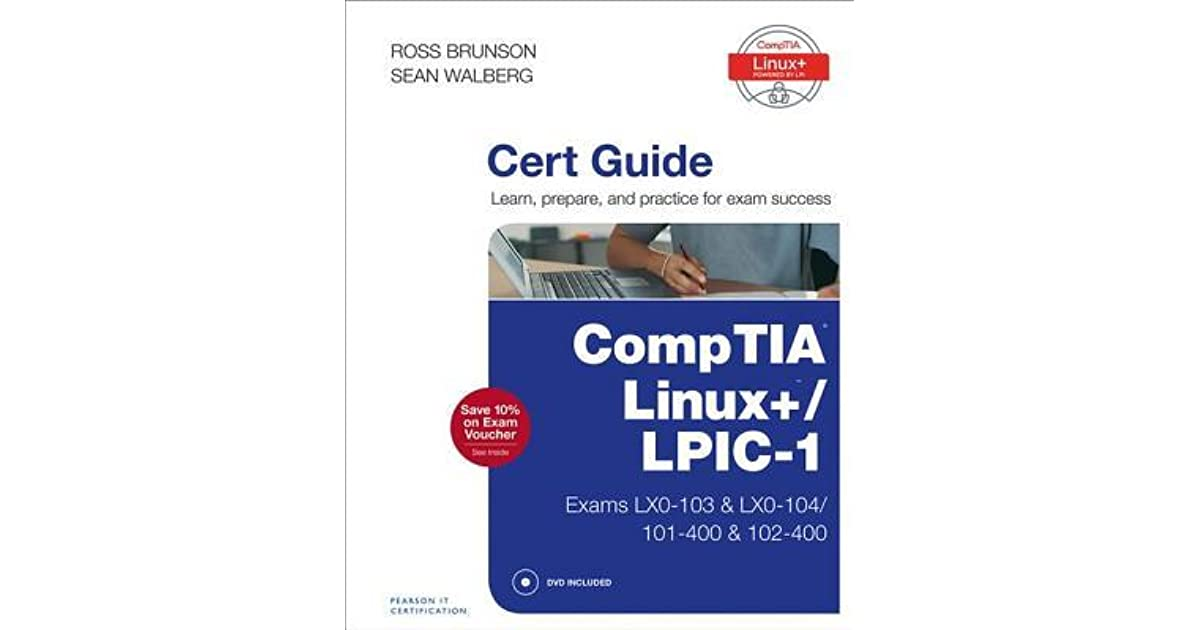 Comptia linux lpic 1 cert guide by ross brunson fandeluxe Gallery