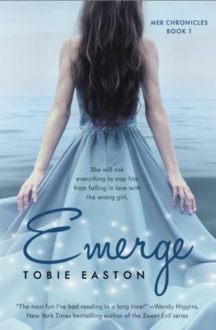 Emerge (Mer Chronicles #1)