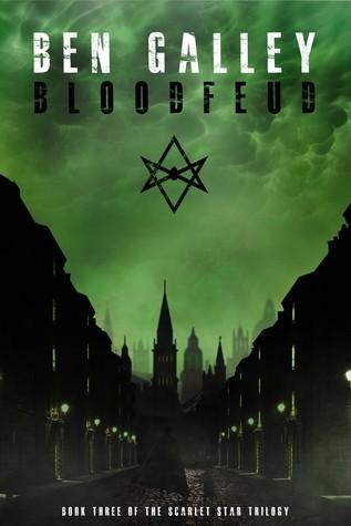Bloodfeud (The Scarlet Star Trilogy #3)