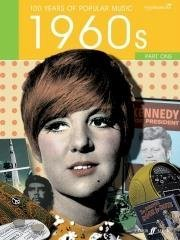 FABER MUSIC 100 YEARS OF POPULAR MUSIC 60S VOL.1 - PVG Sheet music pop, rock Piano voice guitar