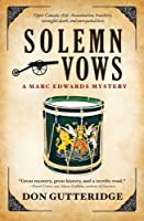 Solemn Vows (Marc Edwards Mystery, #2)