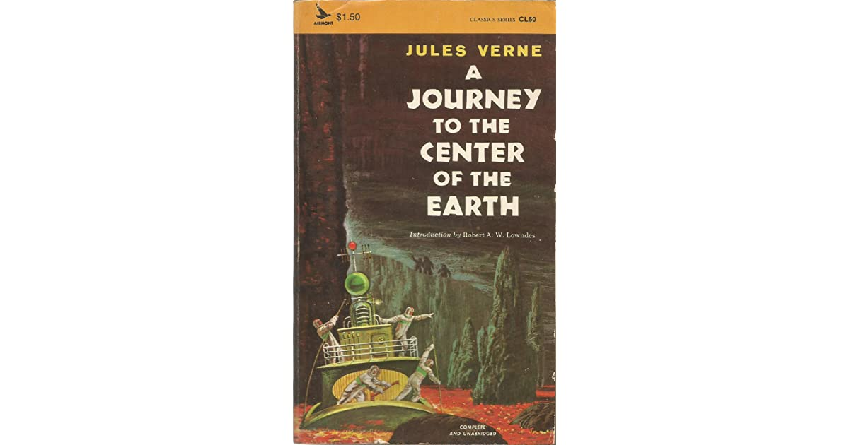aPriL does feral sometimes 's review of A Journey To The Center Of The Earth