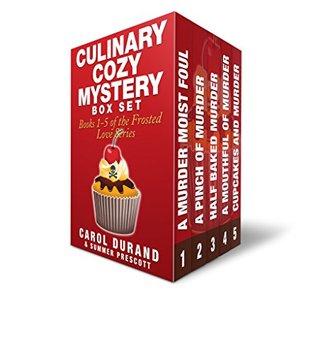Culinary Cozy Mystery Box Set