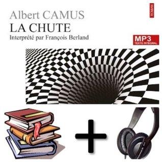 La chute Audiobook PACK [Book + 1 CD MP3]