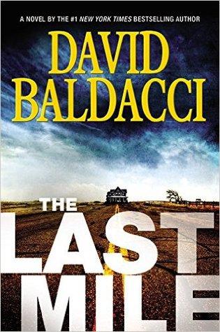 The Last Mile (Amos Decker, #2) by David Baldacci