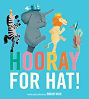 Hooray for Hat! (Board Book)
