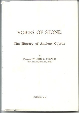 Voices of Stone: History of Ancient Cyprus