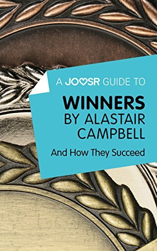 Winners - Alastair Campbell