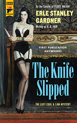 The Knife Slipped (Cool and Lam #1.5)