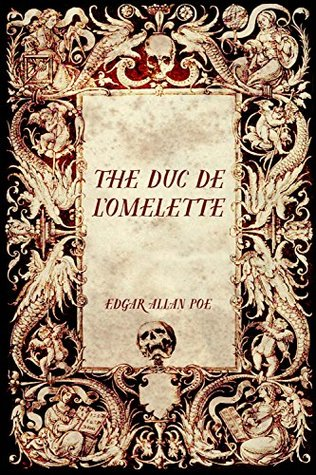 Cover of the Duc de L'Omelette by Edgar Allan Poe
